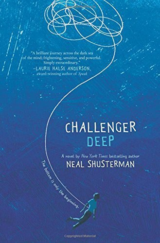Challenger Deep by Shusterman, Neal(April 21, 2015) Hardcover