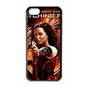 zZzZzZ The Hunger Games Shell Phone for iPhone 5C Cell Phone Case