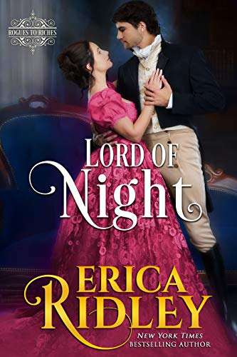 Lord of Night: Regency Romance Novel (Rogues to Riches Book -