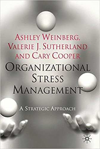 Why is workplace stress an issue?