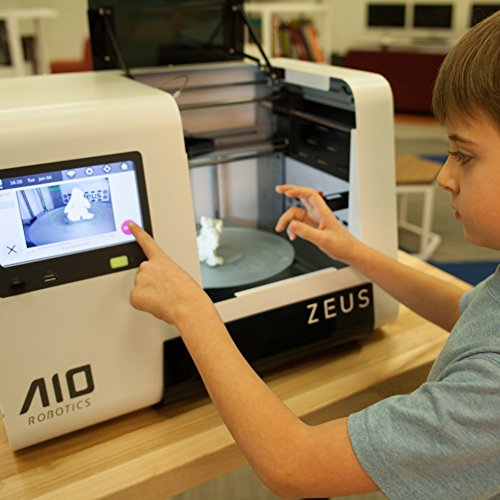 AIO Robotics Zeus All-In-One 3D Printer