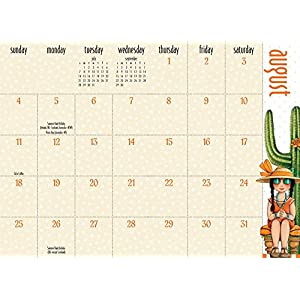 Mary Engelbreit 2019 Monthly Pocket Planner Calendar: I've Got This!
