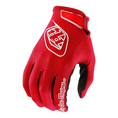 2018 Troy Lee Designs Air Gloves-Red-XL (Best Mtb Enduro Gloves)