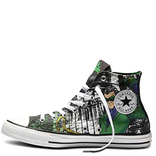 CT Comics Unisex Sneaker HI M D Converse Star US 148914C Shoes All Riddler 4 DC Hi q4nwvHfY