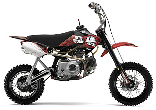 Factory Effex (17-03362) Graphic Kit (Crf50 Iron)