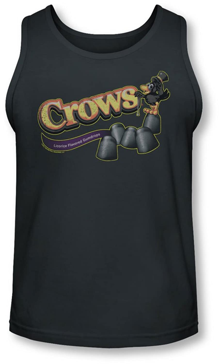 Tootise Roll - Mens Crows Tank-Top