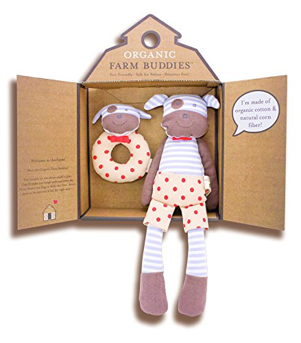 Organic Farm Buddies, Boxer the Dog Gift Set for sale  Delivered anywhere in USA