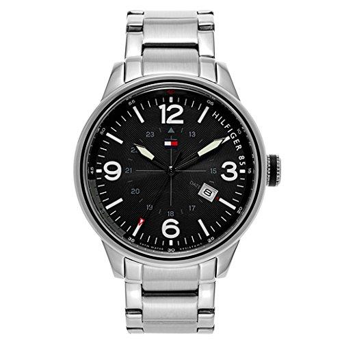 tommy-hilfiger-mens-1791105-casual-sport-analog-display-quartz-silver-watch