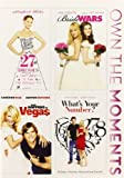 27 Dresses / Bride Wars / What Happens in Vegas [DVD] [Region 1] [US Import] [NTSC]