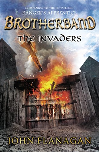 The Invaders: Brotherband Chronicles, Book - Band Ext