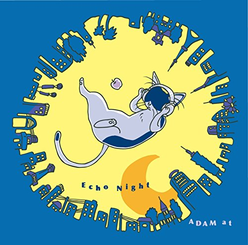 Adam At - Echo Night (CD+DVD) [Japan LTD CD] VIZL-1106
