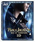 Percy Jackson: Sea of Monsters (Blu-ray 3D / Blu-ray / DVD + Digital Copy)