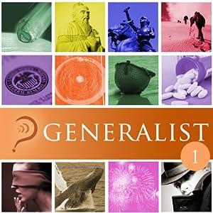 Generalist, Volume 1 Audiobook