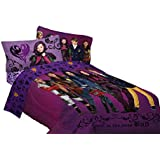 Disney Descendants Best of Both World's Reversible Twin/Full Comforter