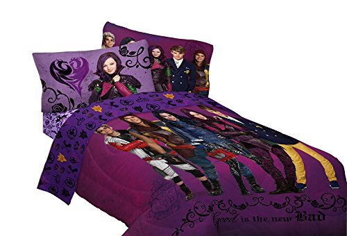 Disney Descendants Best of Both World's Reversible Twin/Full - Disney World Stores