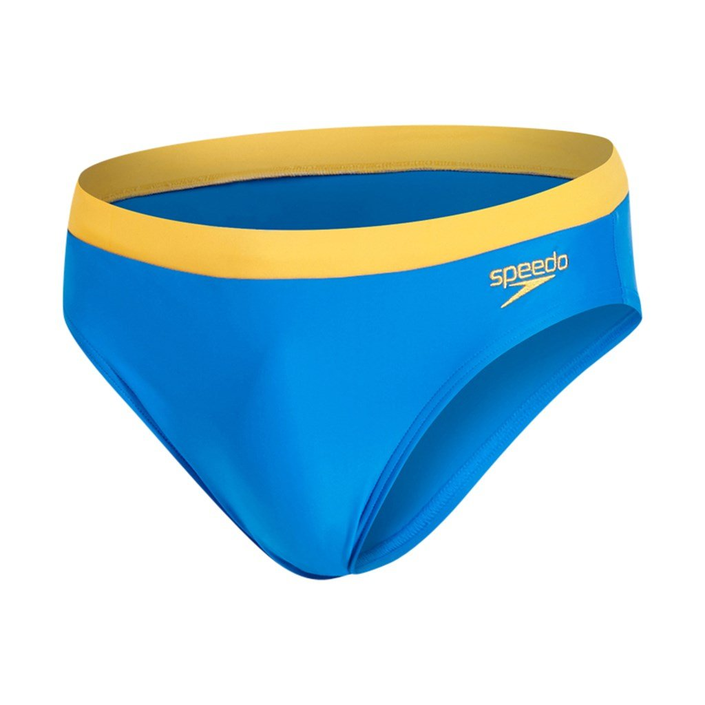 Speedo Men's Essential Logo 7 cm Brief