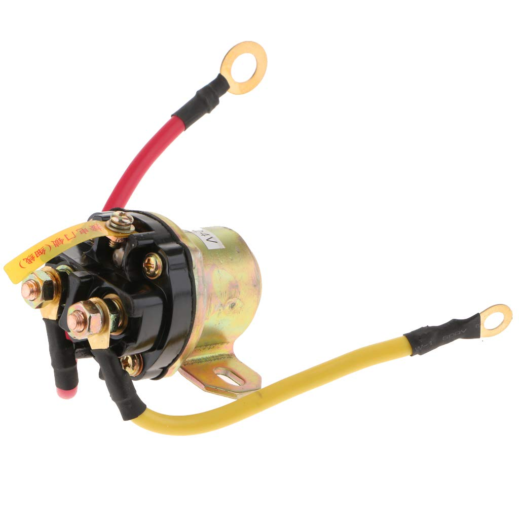 24V Homyl Isolateur de Batterie de Relais de Puissance 150A