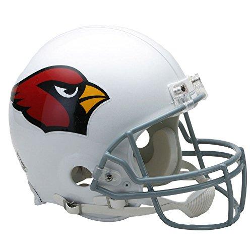 Arizona Cardinals Official NFL Proline VSR4 Authentic Football Helmet by Riddell
