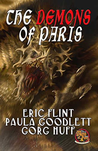 The Demons of Paris (Demon Rift Book 1) (Philip Huff)