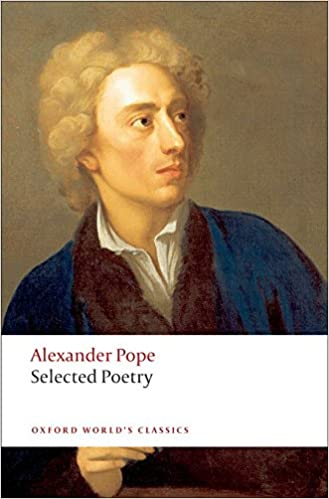 alexander pope poems about death