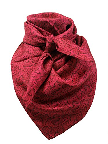 Wild Rag Calico Berry Red ()