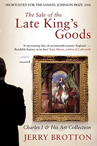 sale of the late kings goods charles i his art collection