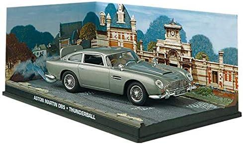 James Bond 1 43 Aston Martin Db5 Thunderball Amazon De Spielzeug