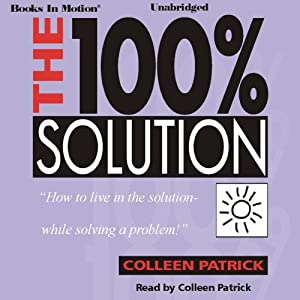 The 100% Solution Audiobook