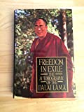 img - for Freedom in Exile: The Autobiography of the Dalai Lama book / textbook / text book