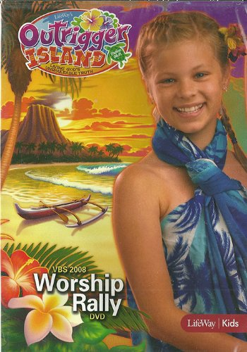 Life Way's Outriggers Island Vbs 2008 Worship (Vbs Music Dvd)