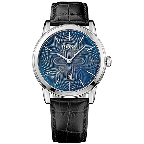 Hugo Boss Classic 1 Blue Dial Quartz Men's Watch 1513400