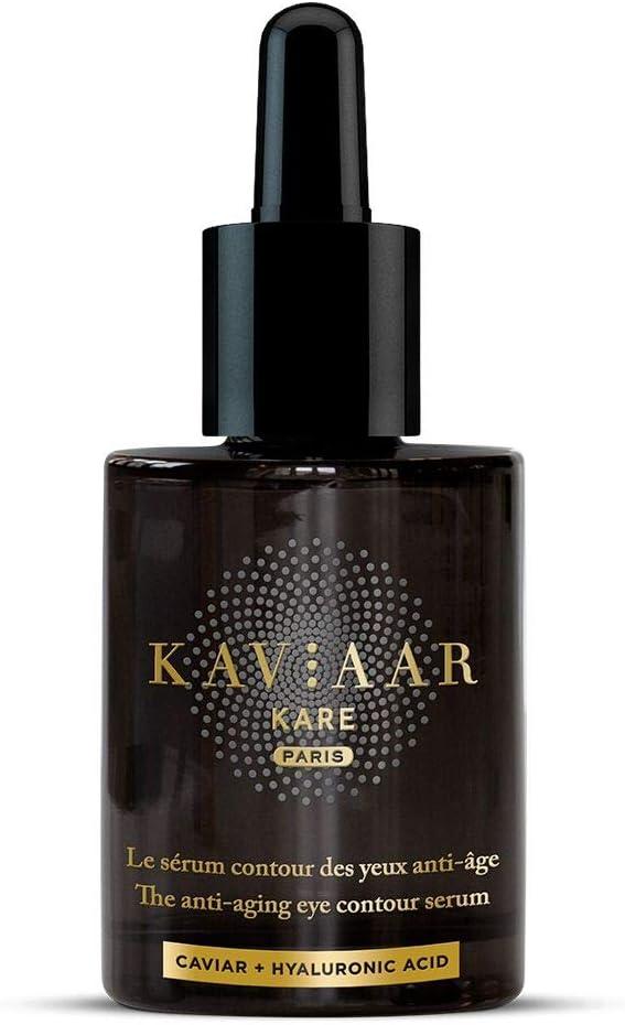 KAVIAAR KARE - El sérum antiedad contorno de ojos - Caviar + ...