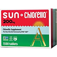 Sun Chlorella - Chlorella Superfood Nutritional...