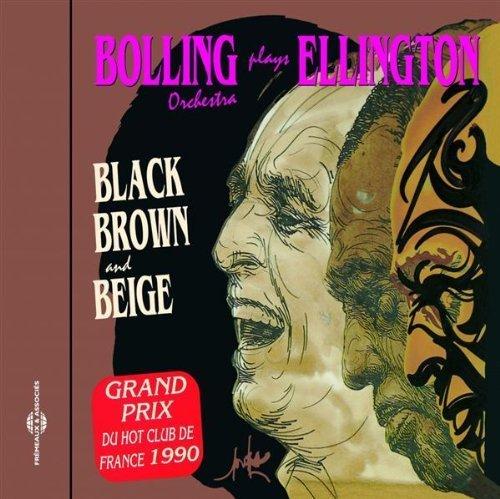 Plays Ellington - Black Brown & Beige by Claude Bolling (2007-06-19)