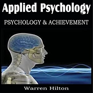 Applied Psychology Audiobook