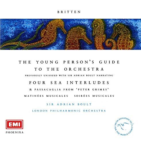 (Phoenixa Series- Britten: Orchestral Works / Boult)