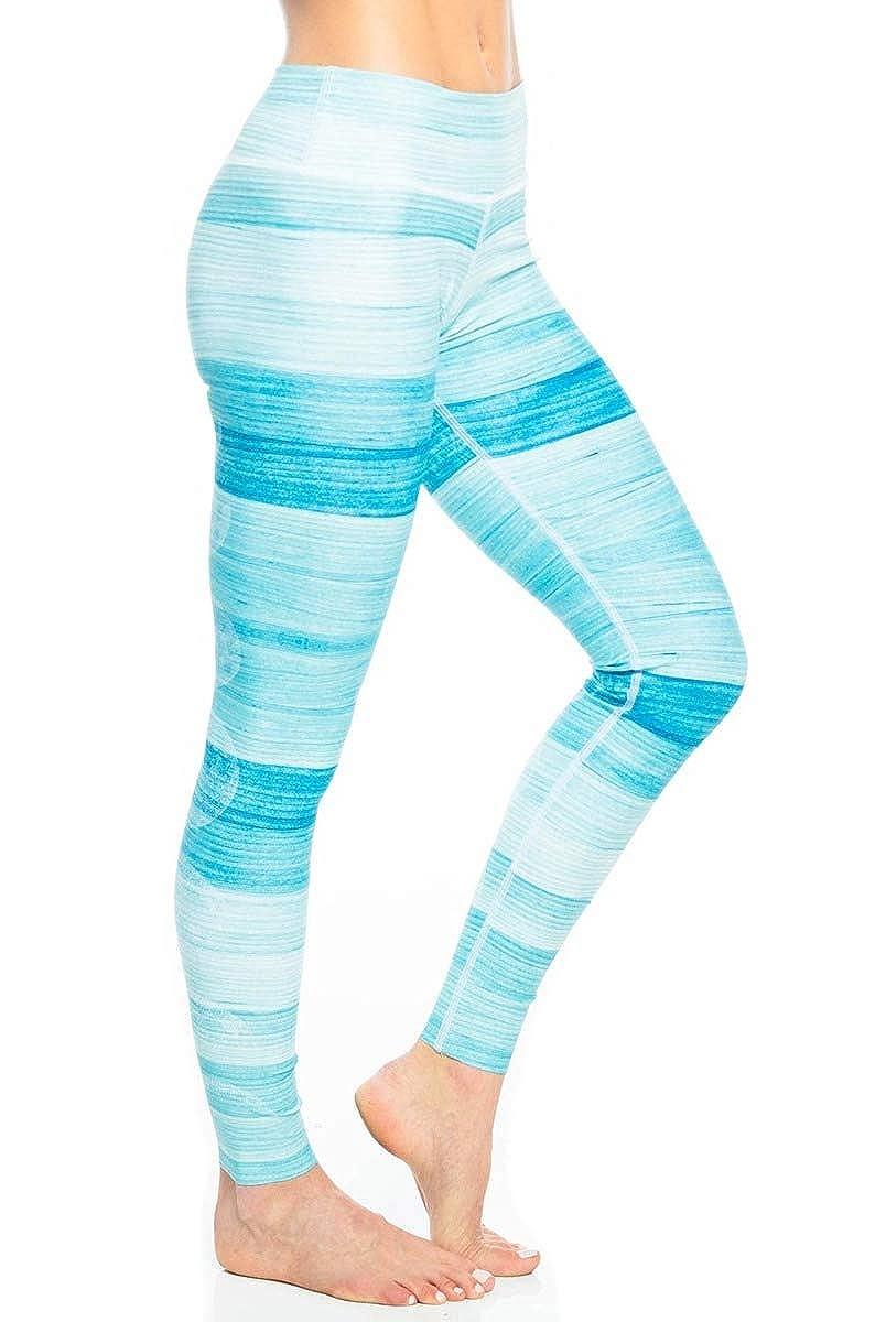 50c772760ccbeb Jiva Flex Legging Womens Active Workout Yoga Leggings at Amazon Women's  Clothing store: