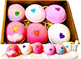 Best Bath Bombs - Love & Hearts Easter Gift Set 6 Bath Review