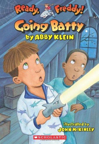 Going Batty (Ready, Freddy!) -