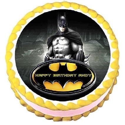 Amazon Batman Edible Frosting Sheet Cake Topper