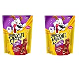 #10: Purina Beggin' Thick Cut Hickory Smoked Flavor Dog Snacks - (1) 25 oz. Pouch (25 oz. Pouch 2-pack)