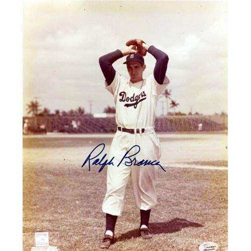 Ralph Branca Autographed Signed Auto Brooklyn Dodgers 8x10 Photograph - Certified Authentic ()