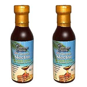 Coconut Secret  Raw Coconut Nectar 12 fl oz (Pack of 2)
