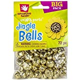 Creative Hands Jingle Bells, 6mm-16mm