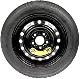 APDTY 138595 Spare Tire And Wheel Complete Assembly Fits 2011-2015 Hyundai Elantra 2010-2013 Kia Soul w/Factory 15 Inch Wheels
