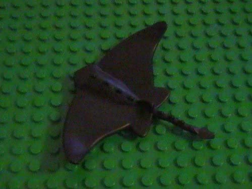 Lego Stingray Manta Ray Minifigure ~ Early 2020 release ~ Sea Creature