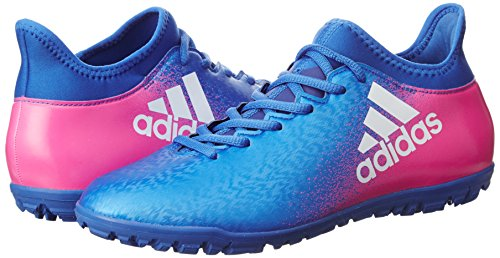 16 De Homme Bleu Chaussures X 3 Adidas Rose Football tf Pour qwy8SOy5xX