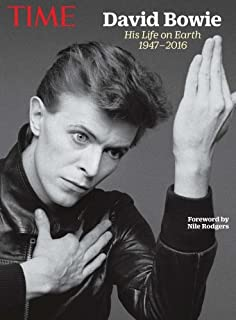 TIME David Bowie: His Life On Earth, 1947-2016 (1618931830) | Amazon Products