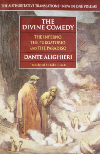 an analysis of the topic of dante alighieris divine comedy poem D ante's inferno, widely hailed as one  details dante's journey through the nine circles of hell  places, creatures and other entities throughout the poem.