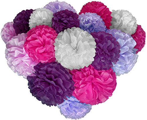 Voplop Paper Pom Poms Celebration